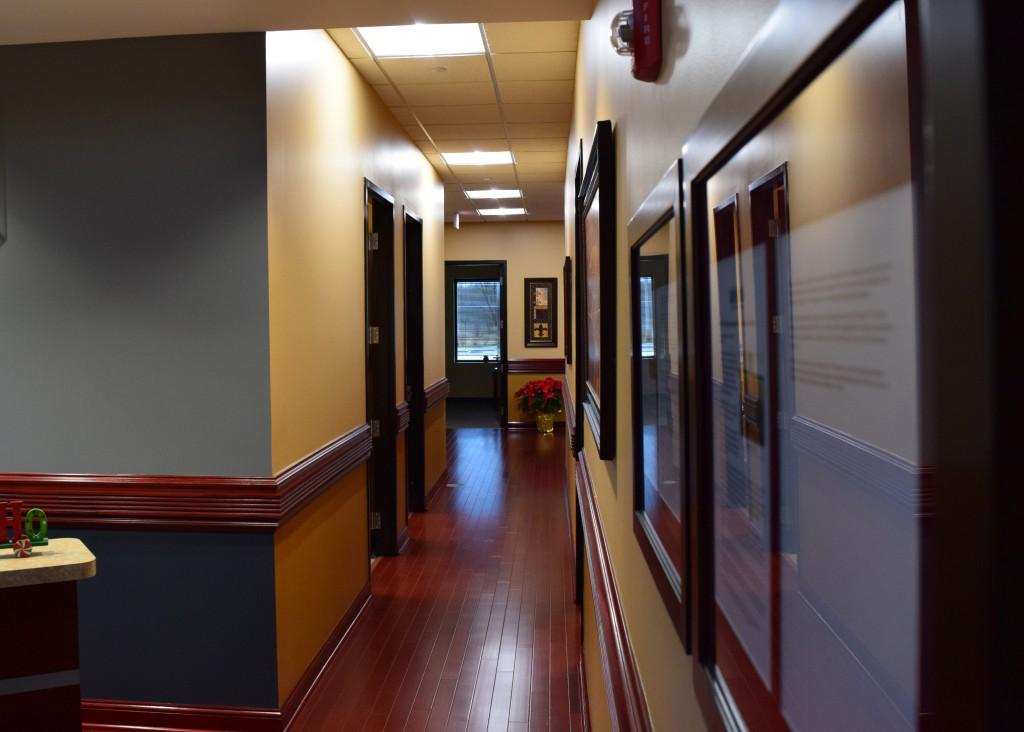 iMed Hallway
